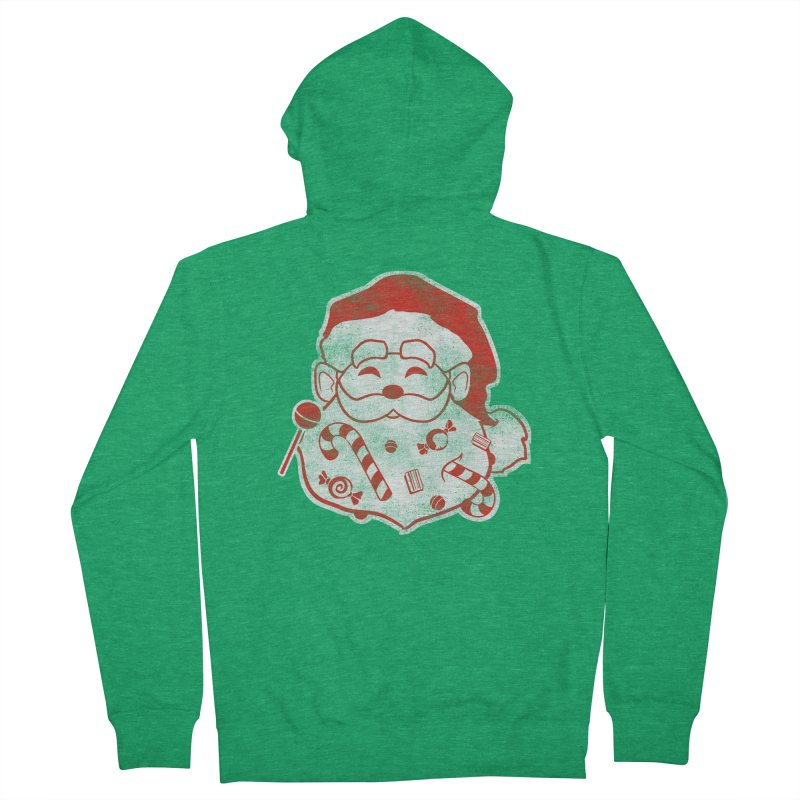 Stocking Stuffer Women's Zip-Up Hoody by Mike Kavanagh's Artist Shop