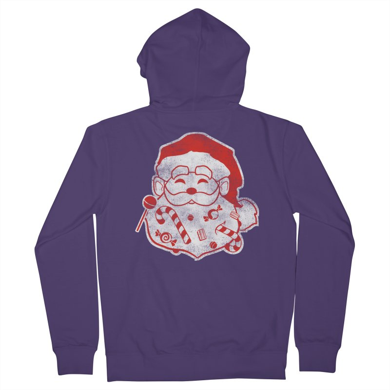 Stocking Stuffer Women's French Terry Zip-Up Hoody by Mike Kavanagh's Artist Shop
