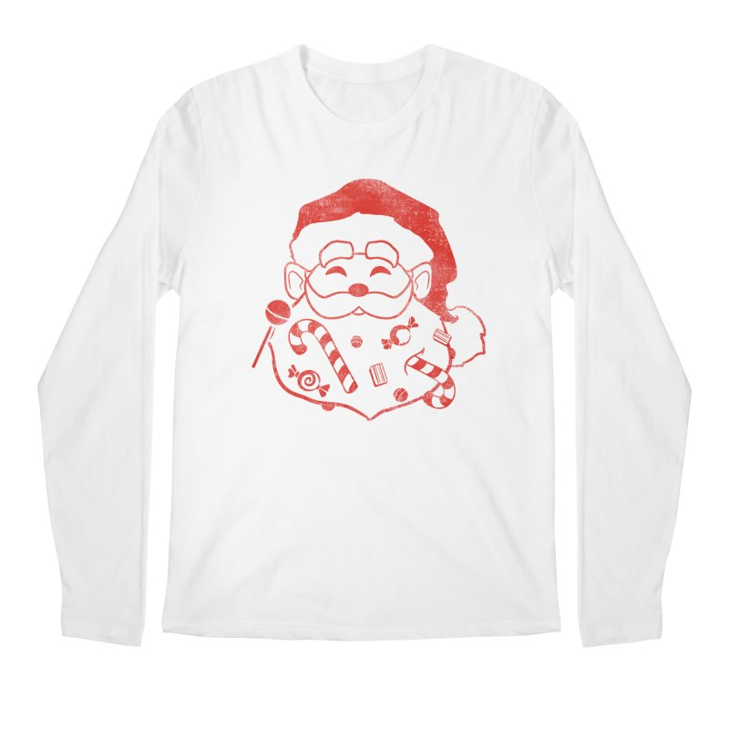 Stocking Stuffer Men's Longsleeve T-Shirt by Mike Kavanagh's Artist Shop