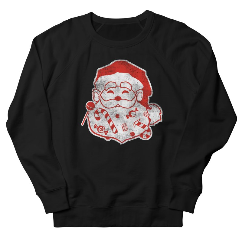 Stocking Stuffer Men's French Terry Sweatshirt by Mike Kavanagh's Artist Shop