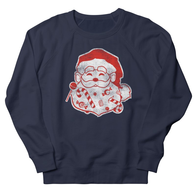 Stocking Stuffer Men's Sweatshirt by Mike Kavanagh's Artist Shop