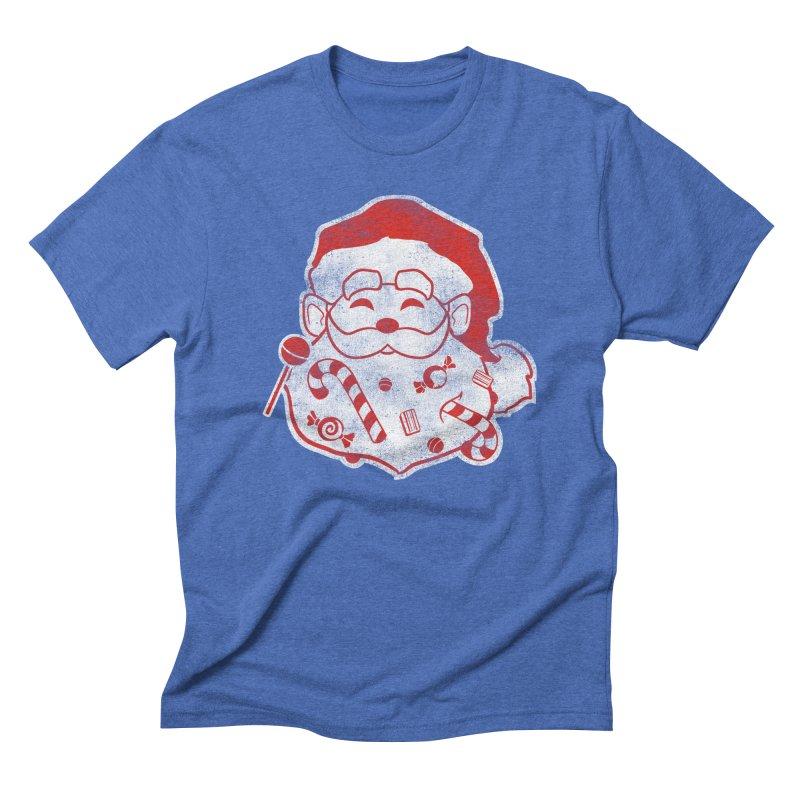 Stocking Stuffer Men's Triblend T-Shirt by Mike Kavanagh's Artist Shop