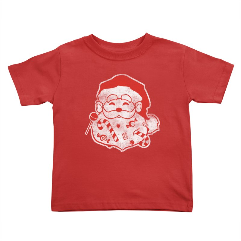 Stocking Stuffer Kids Toddler T-Shirt by Mike Kavanagh's Artist Shop