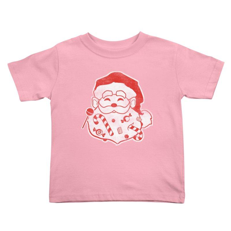 Stocking Stuffer Kids Toddler T-Shirt by Mike Kavanagh's Artist Shop