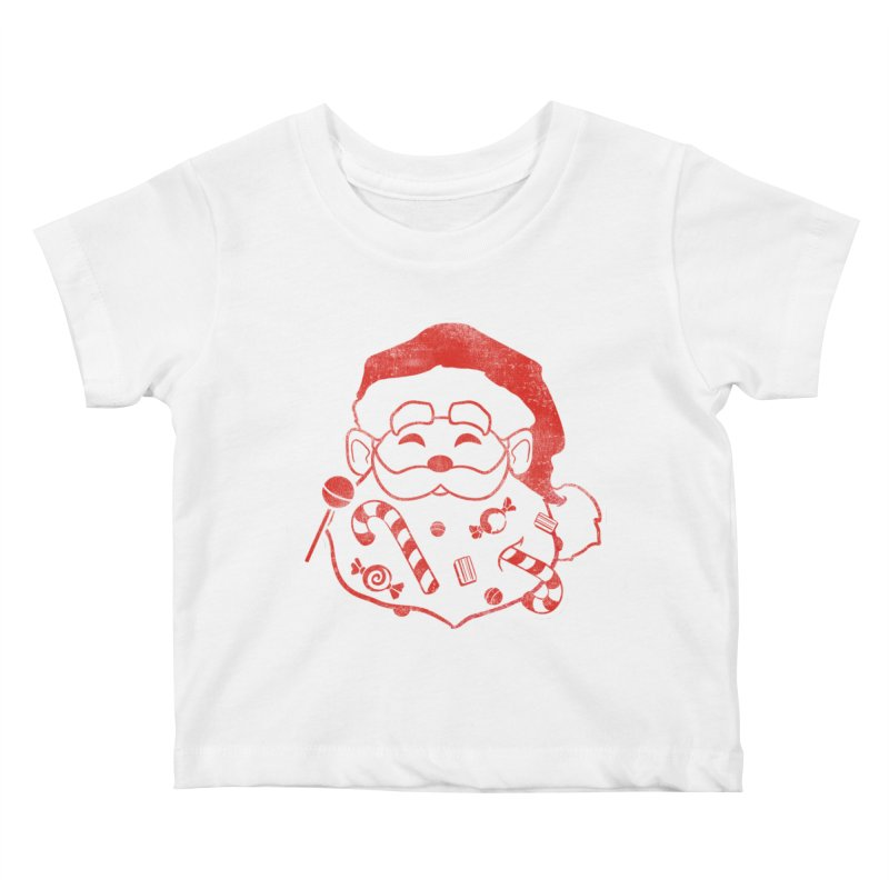 Stocking Stuffer Kids Baby T-Shirt by Mike Kavanagh's Artist Shop