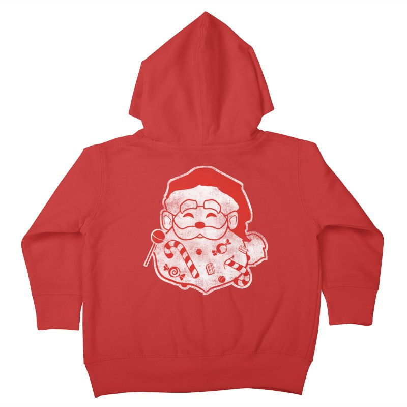 Stocking Stuffer Kids Toddler Zip-Up Hoody by Mike Kavanagh's Artist Shop