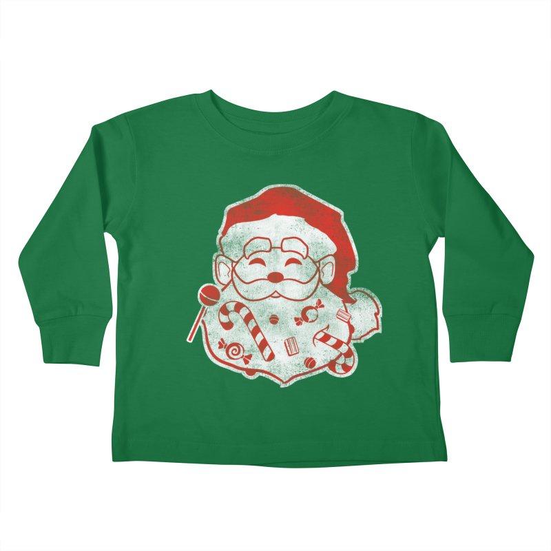 Stocking Stuffer Kids Toddler Longsleeve T-Shirt by Mike Kavanagh's Artist Shop
