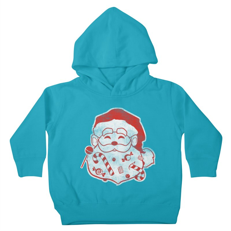 Stocking Stuffer Kids Toddler Pullover Hoody by Mike Kavanagh's Artist Shop