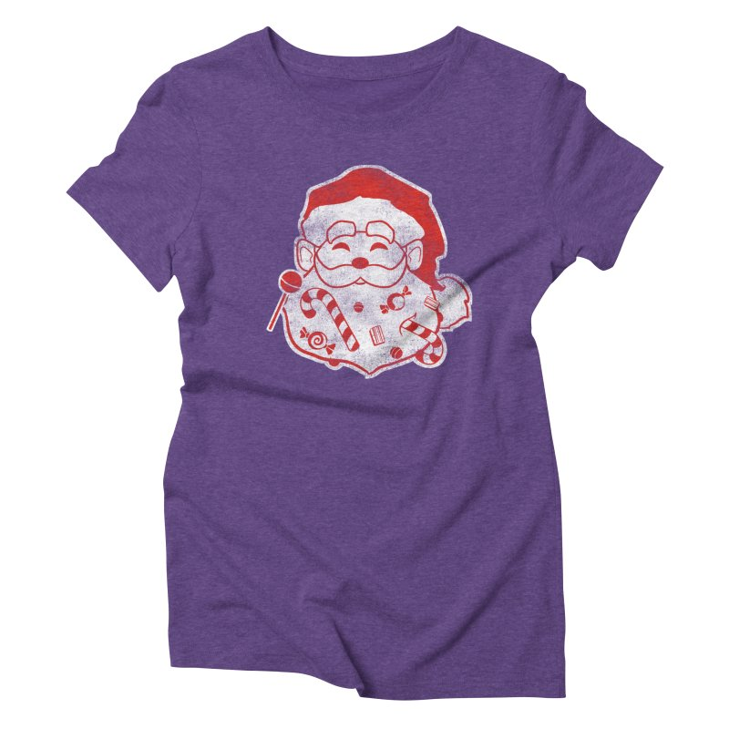 Stocking Stuffer Women's Triblend T-Shirt by Mike Kavanagh's Artist Shop