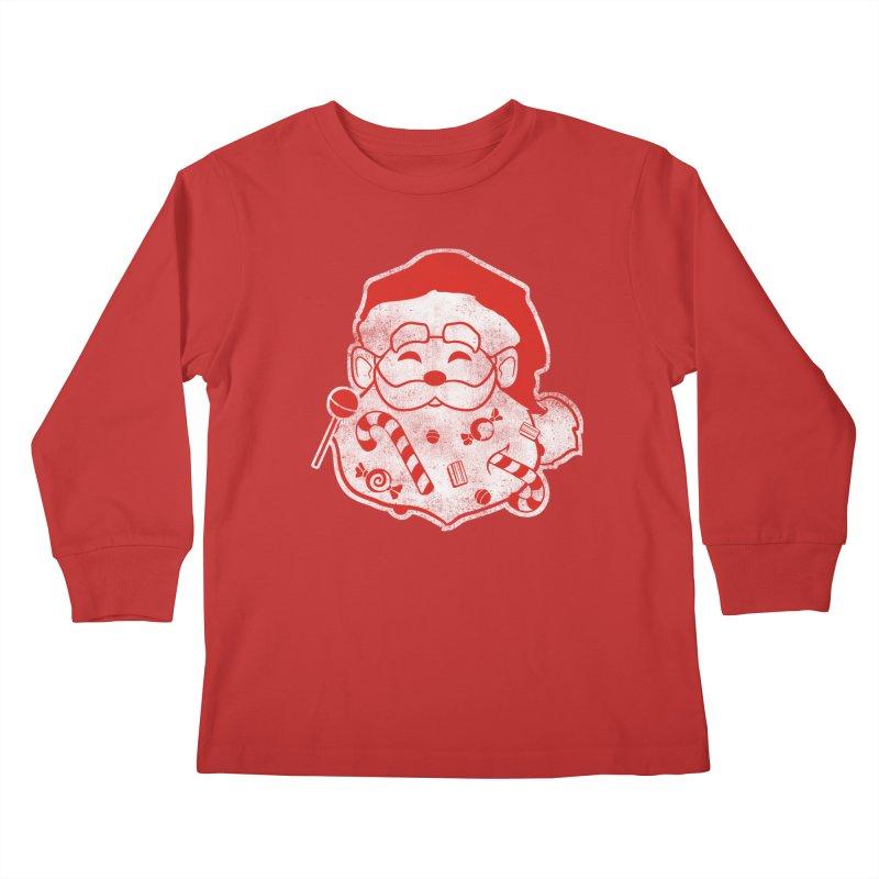 Stocking Stuffer Kids Longsleeve T-Shirt by Mike Kavanagh's Artist Shop