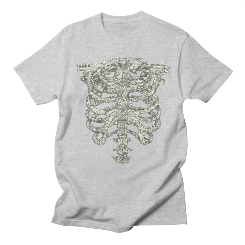 Caged Men's T-Shirt by Mike Kavanagh's Artist Shop