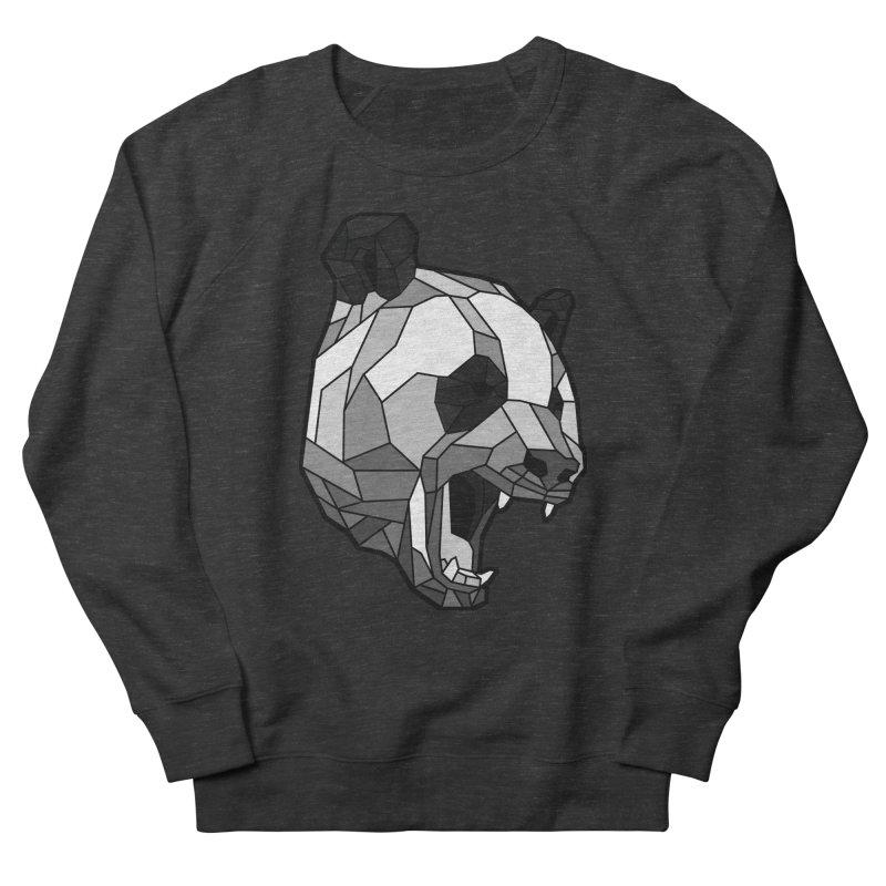 Panda Roar Women's Sweatshirt by Mike Kavanagh's Artist Shop