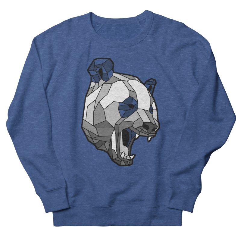 Panda Roar Men's Sweatshirt by Mike Kavanagh's Artist Shop