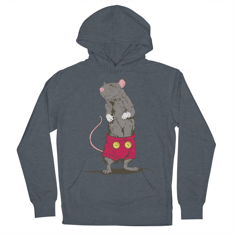 Real Mickey Women's Pullover Hoody by Mike Kavanagh's Artist Shop