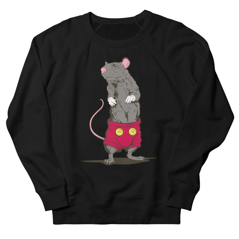Real Mickey Men's Sweatshirt by Mike Kavanagh's Artist Shop