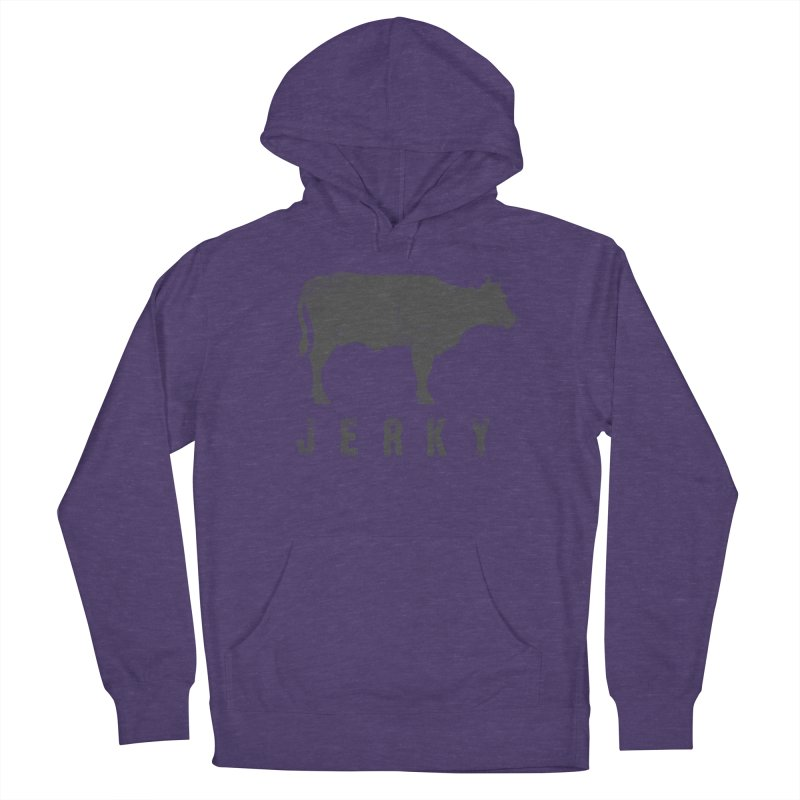 Jerky Women's Pullover Hoody by Mike Kavanagh's Artist Shop
