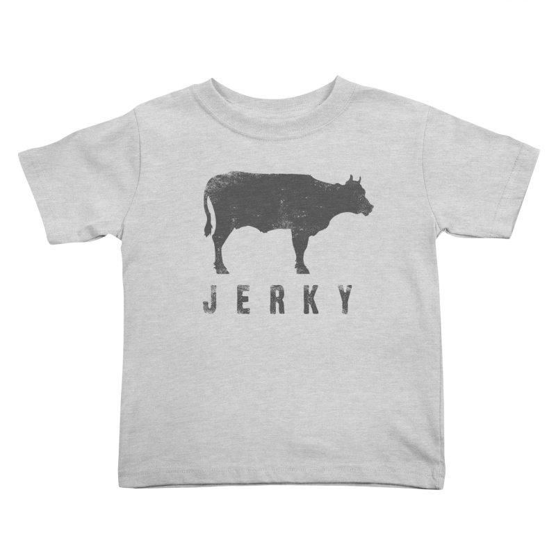 Jerky Kids Toddler T-Shirt by Mike Kavanagh's Artist Shop