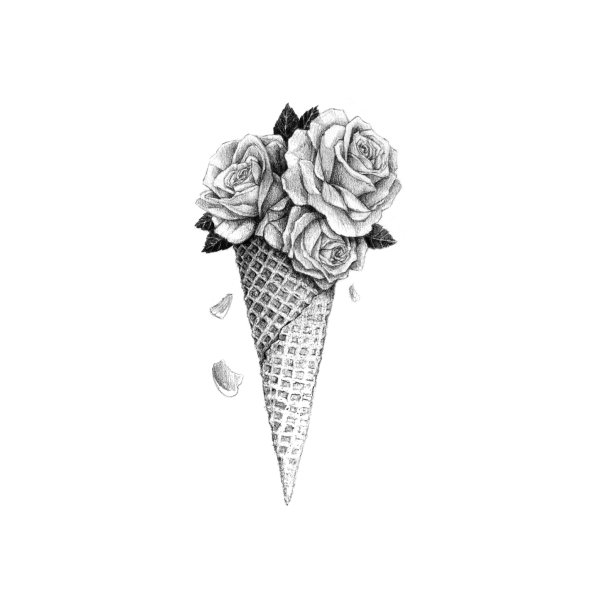 image for Ice Cream Roses