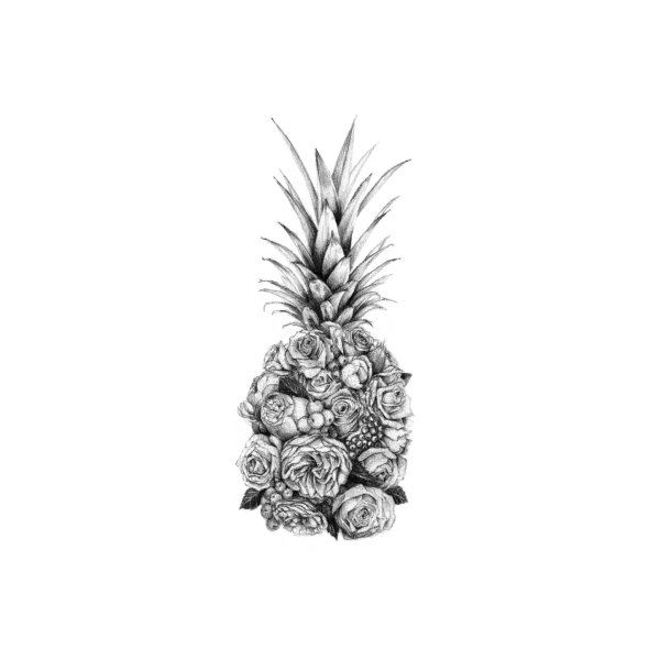 image for Pineapple Flowers