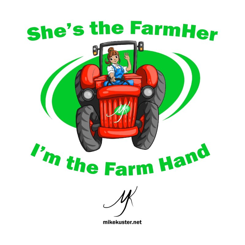 The FarmHer's Farm Hand Accessories Bag by Mike Kuster's Artist Shop