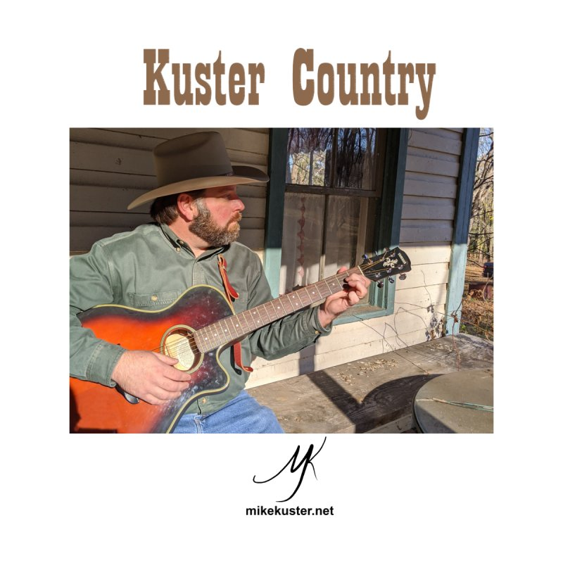 Kuster Country Men's T-Shirt by Mike Kuster's Artist Shop