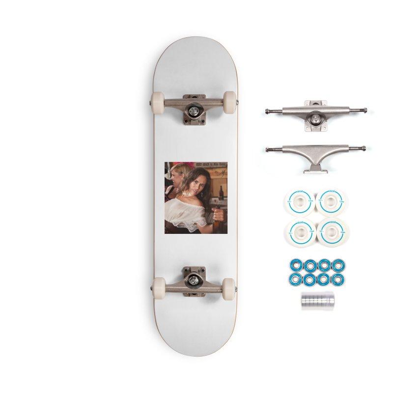 Hurt Again (Album Art) Accessories Skateboard by Mike Kuster's Artist Shop