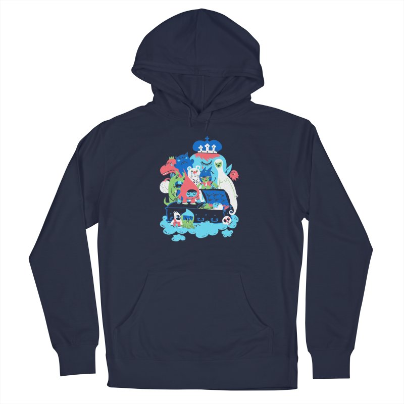 Death of Imagination Men's Pullover Hoody by mikelaughead's Artist Shop