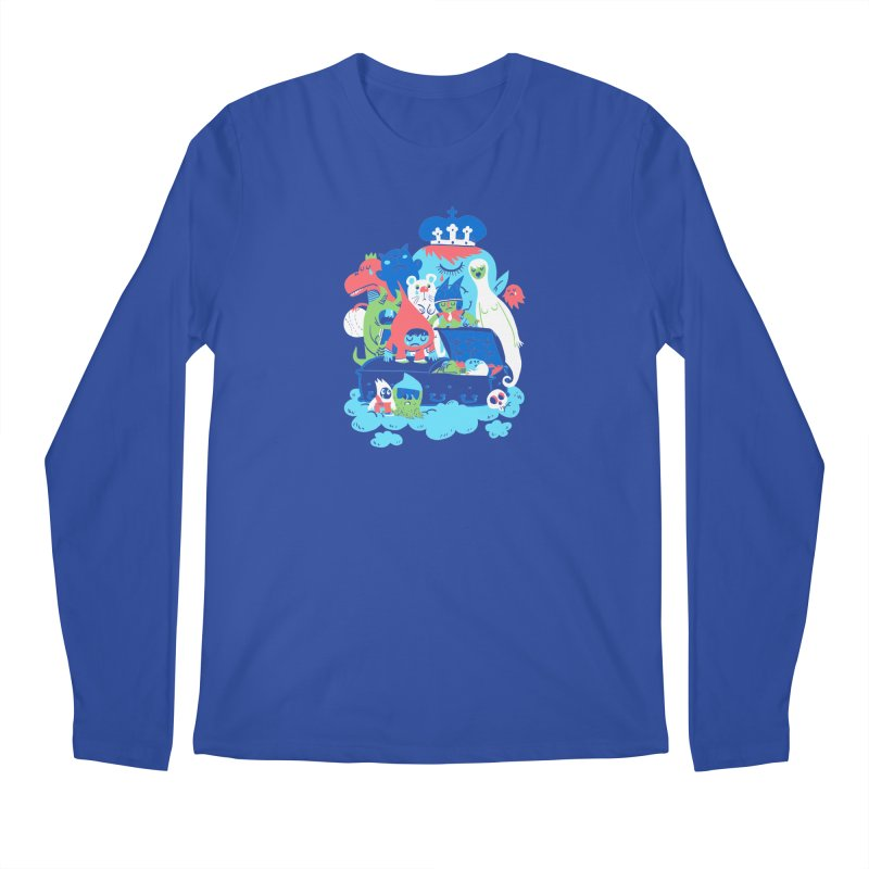 Death of Imagination Men's Longsleeve T-Shirt by mikelaughead's Artist Shop