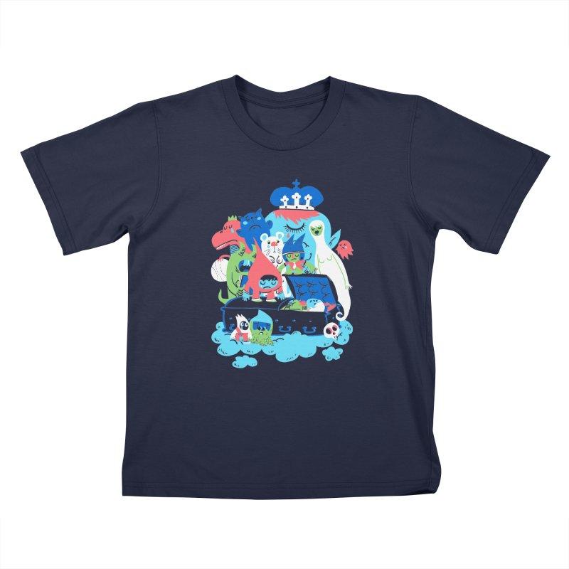 Death of Imagination Kids T-Shirt by mikelaughead's Artist Shop