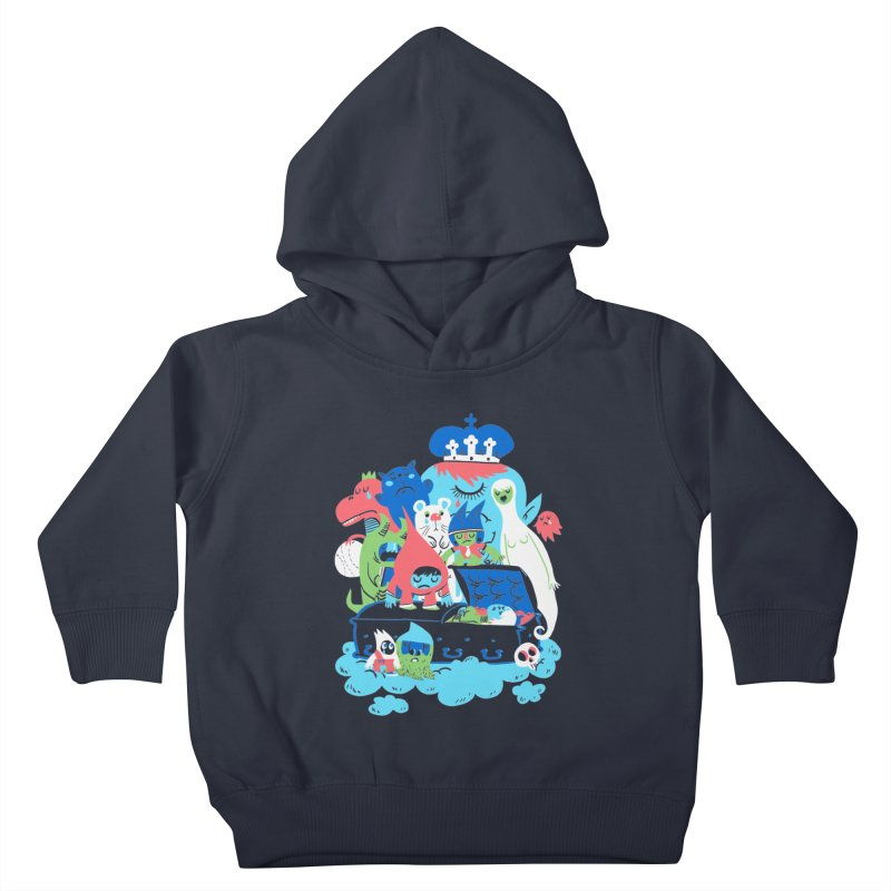 Death of Imagination Kids Toddler Pullover Hoody by mikelaughead's Artist Shop