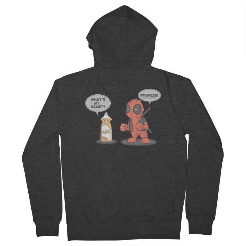 Nemesis Men's Zip-Up Hoody by mikemcleod's Artist Shop