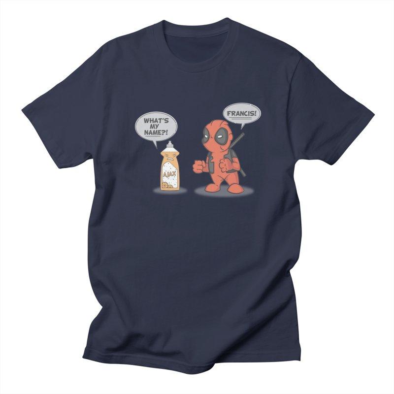 Nemesis Men's Regular T-Shirt by mikemcleod's Artist Shop