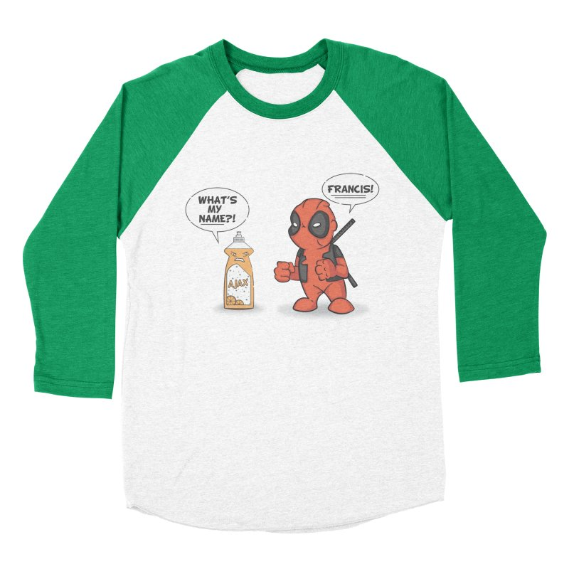 Nemesis Women's Baseball Triblend T-Shirt by mikemcleod's Artist Shop