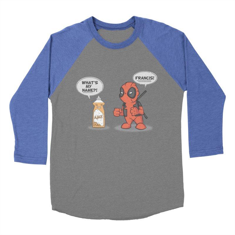 Nemesis Men's Baseball Triblend Longsleeve T-Shirt by mikemcleod's Artist Shop