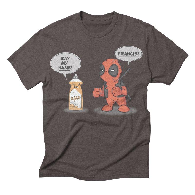 Nemesis Men's Triblend T-shirt by mikemcleod's Artist Shop