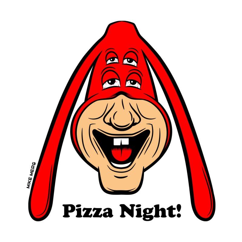 NIGHT OF THE NOID Men's T-Shirt by The Mike Merg Shop -- On Threadless