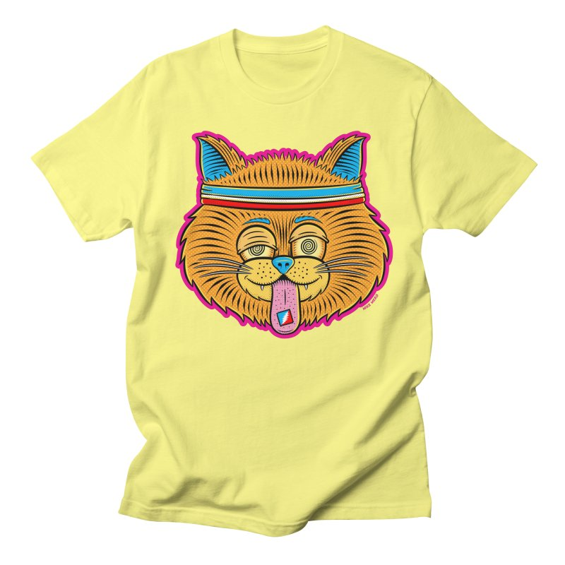 CHINA CAT Men's T-Shirt by The Mike Merg Shop -- On Threadless