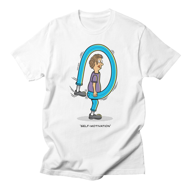 SELF MOTIVATION Men's T-Shirt by The Mike Merg Shop -- On Threadless