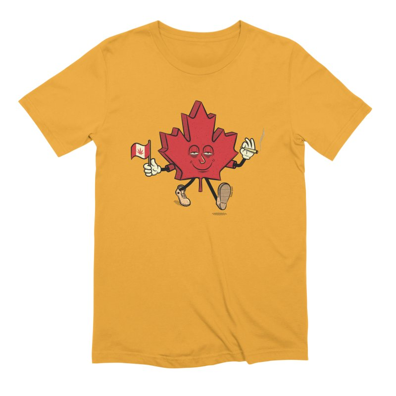 CANADIAN BAKIN' Men's Extra Soft T-Shirt by The Mike Merg Shop -- On Threadless
