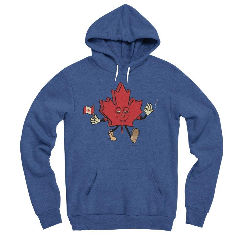 CANADIAN BAKIN' Men's Sponge Fleece Pullover Hoody by The Mike Merg Shop -- On Threadless