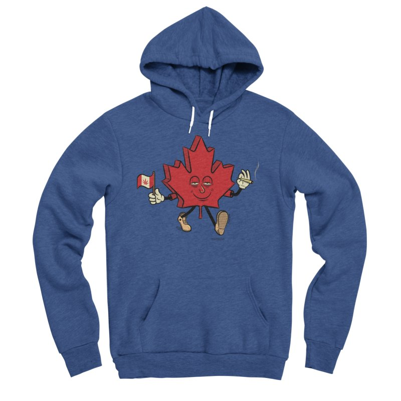 CANADIAN BAKIN' Women's Sponge Fleece Pullover Hoody by The Mike Merg Shop -- On Threadless