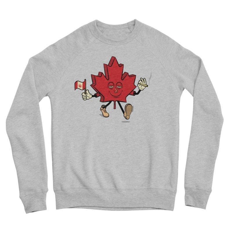 CANADIAN BAKIN' Men's Sponge Fleece Sweatshirt by The Mike Merg Shop -- On Threadless