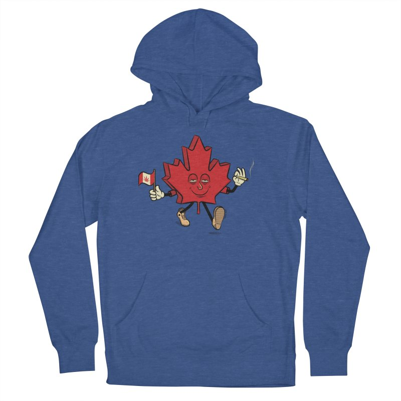 CANADIAN BAKIN' Men's French Terry Pullover Hoody by The Mike Merg Shop -- On Threadless