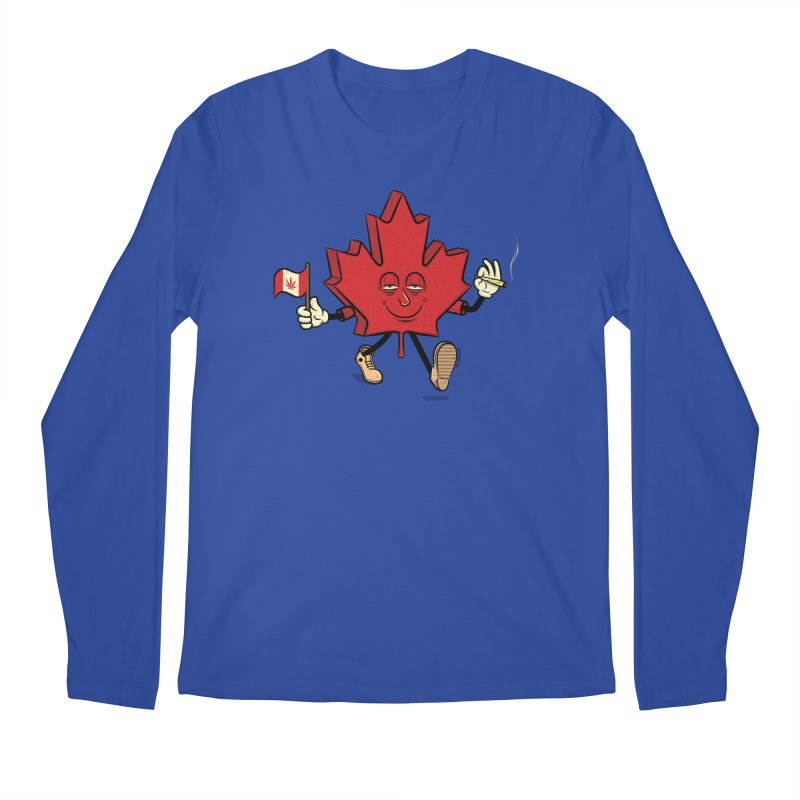 CANADIAN BAKIN' Men's Regular Longsleeve T-Shirt by The Mike Merg Shop -- On Threadless