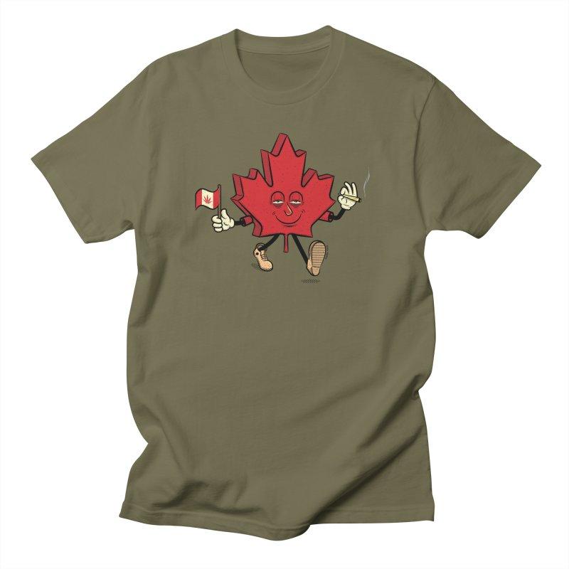CANADIAN BAKIN' Men's Regular T-Shirt by The Mike Merg Shop -- On Threadless