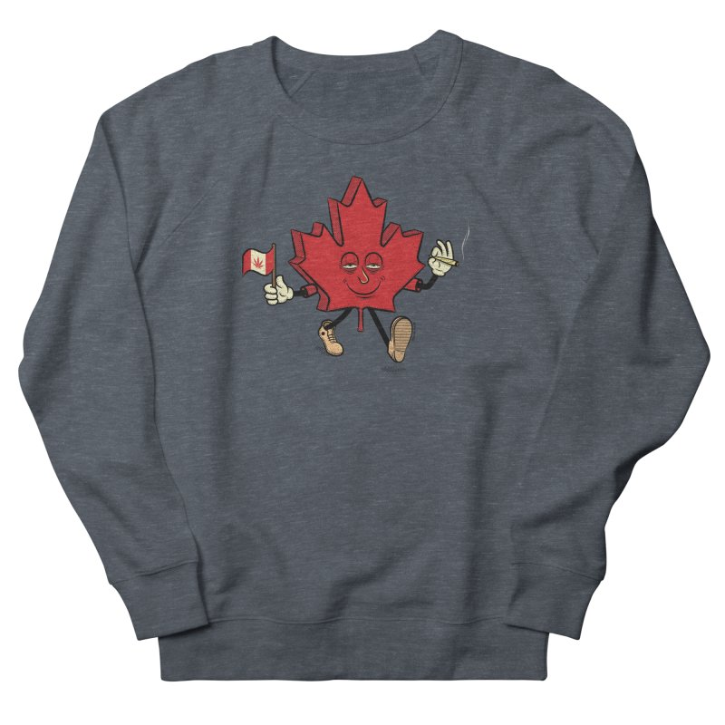 CANADIAN BAKIN' Women's French Terry Sweatshirt by The Mike Merg Shop -- On Threadless