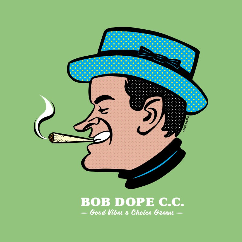 BOB DOPE C.C. Men's T-Shirt by The Mike Merg Shop -- On Threadless