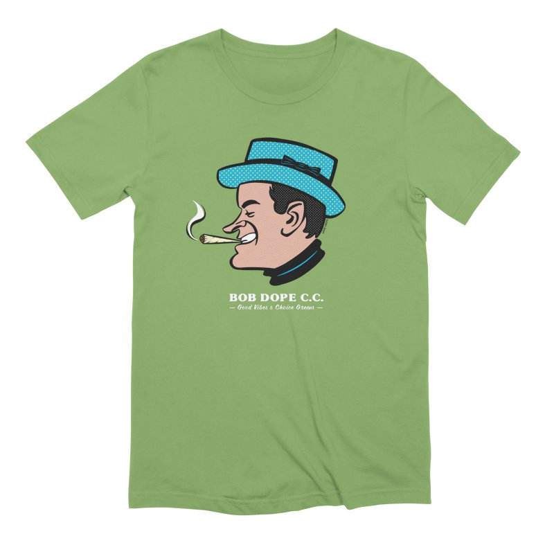BOB DOPE C.C. Men's Extra Soft T-Shirt by The Mike Merg Shop -- On Threadless