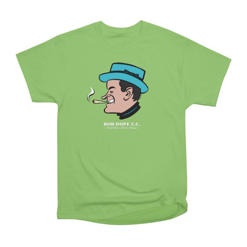 BOB DOPE C.C. Women's Heavyweight Unisex T-Shirt by The Mike Merg Shop -- On Threadless