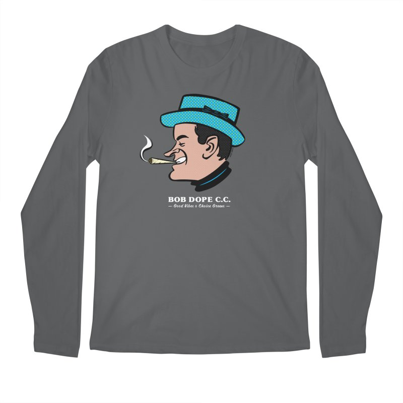 BOB DOPE C.C. Men's Longsleeve T-Shirt by The Mike Merg Shop -- On Threadless